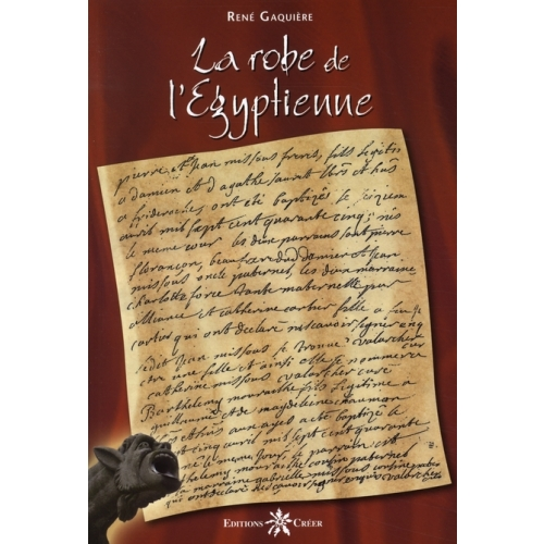 La robe de l'Egyptienne
