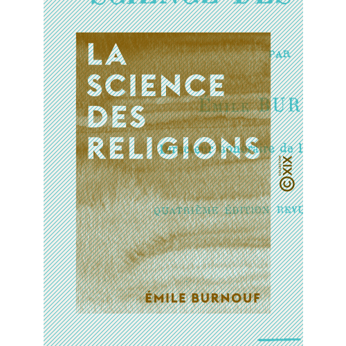 La Science des religions