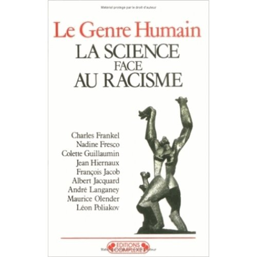La Science face au racisme