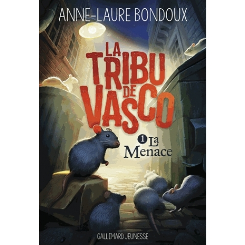 La Tribu De Vasco Tome 1 La Menace Romans En Poche Romans