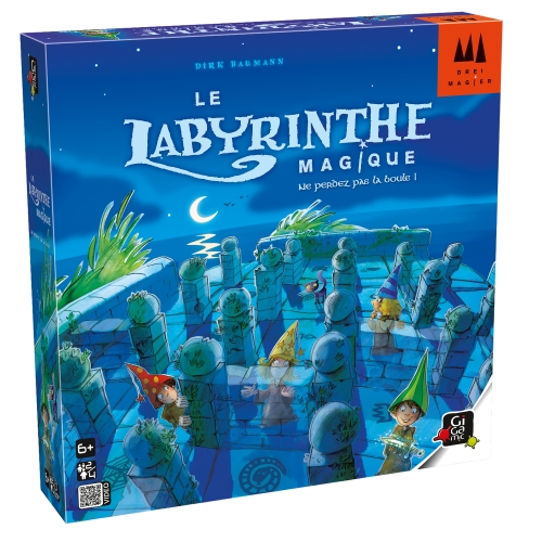 Labyrinthe magique - Gigamic
