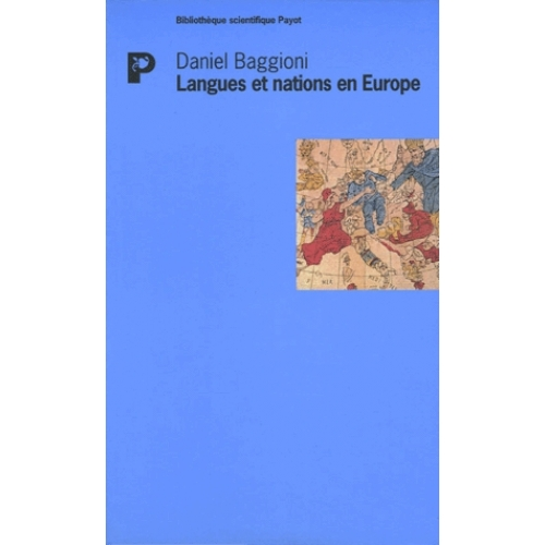 Langues et nations en Europe