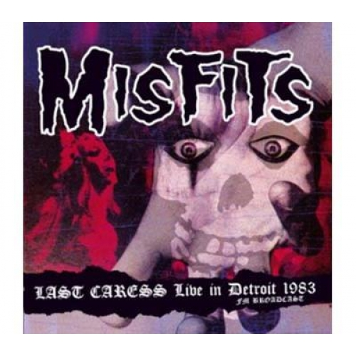 LAST CARESS LIVE IN DETROIT 1983  FM BROADCAST