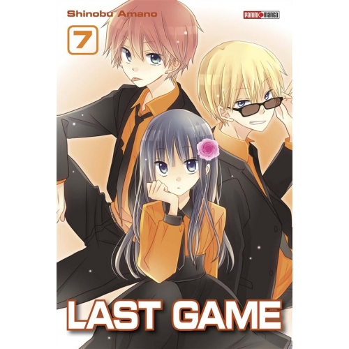 Last Game Tome 7