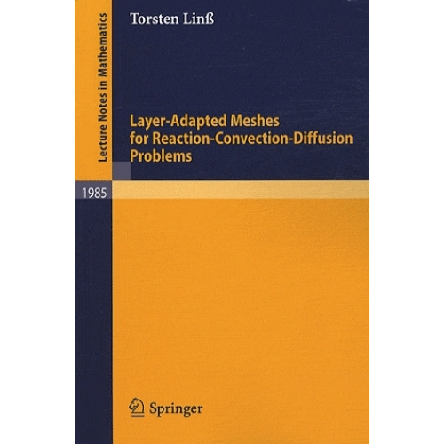 Layer-Adapted Meshes for Reaction-Convection-Diffusion Problems