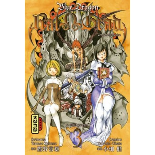 Blue Dragon Ral Grad Tome 3 - Le changement