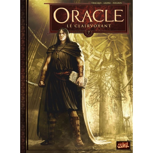 Oracle Tome 7 - Le clairvoyant
