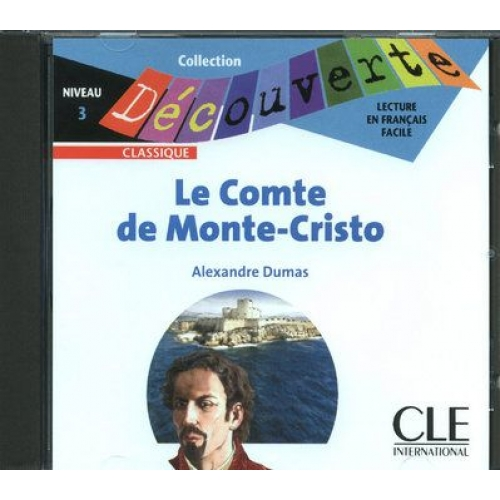 Le Comte de Monte-Cristo - CD audio