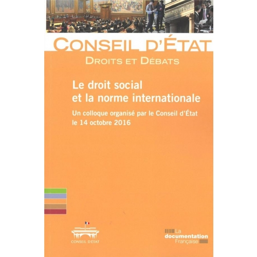 Le droit social et la norme internationale