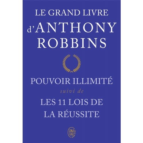 Le grand livre d'Anthony Robbins