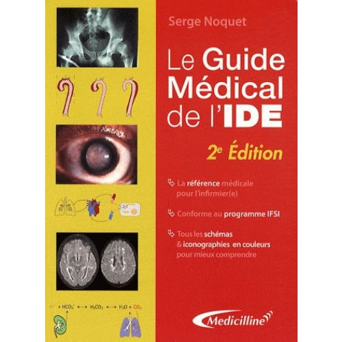 Le Guide médical de l'IDE