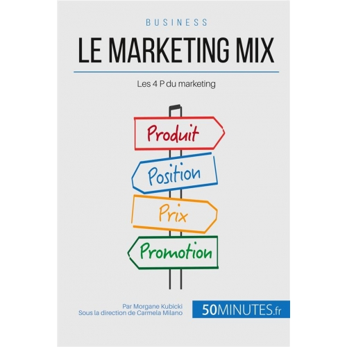 Le marketing mix et les 4 P du marketing - Comment déterminer une stratégie de prix ?