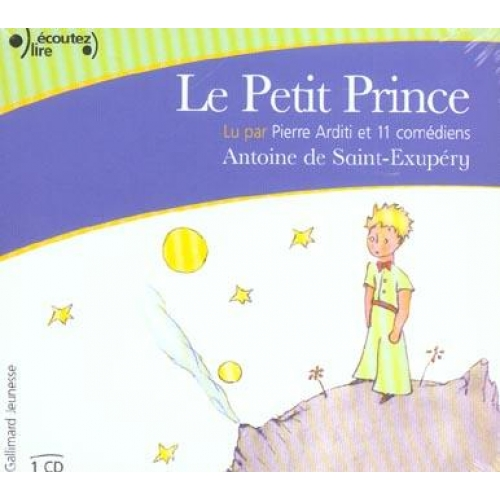 Le Petit Prince Cd Audio