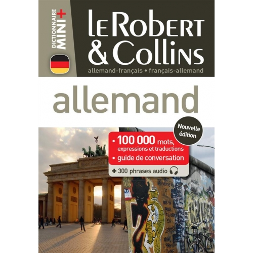 Le Robert & Collins mini allemand