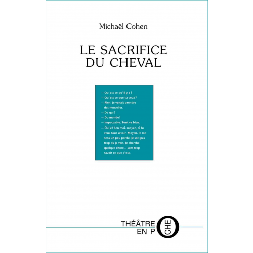 Le Sacrifice du cheval