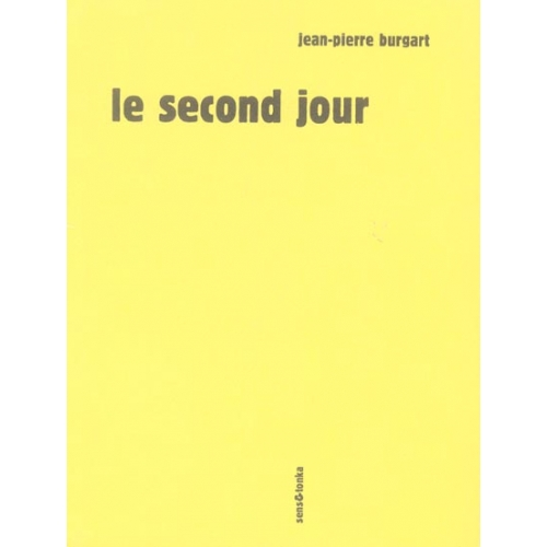 Le second jour