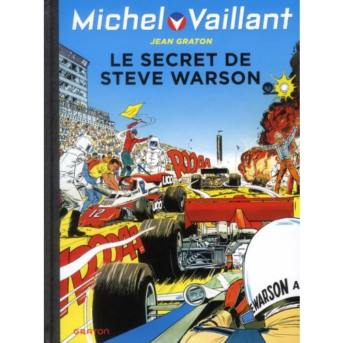 Michel Vaillant Tome 28 - Le secret de Steve Warson