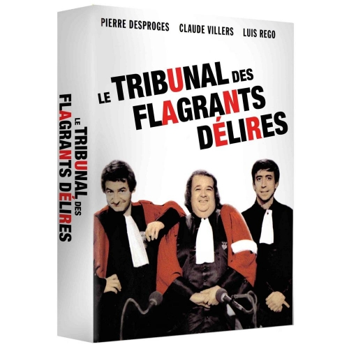 LE TRIBUNAL DES FLAGRANDS DELI