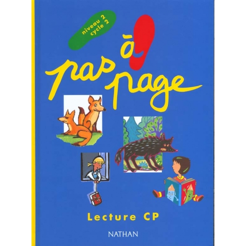 Lecture CP Cycle 2 niveau 2