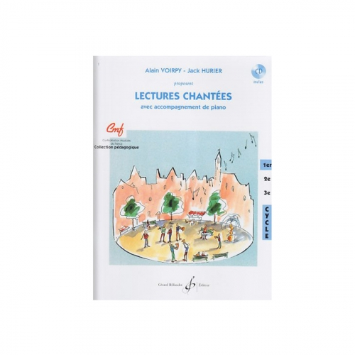 Lectures chantées 1er cycle