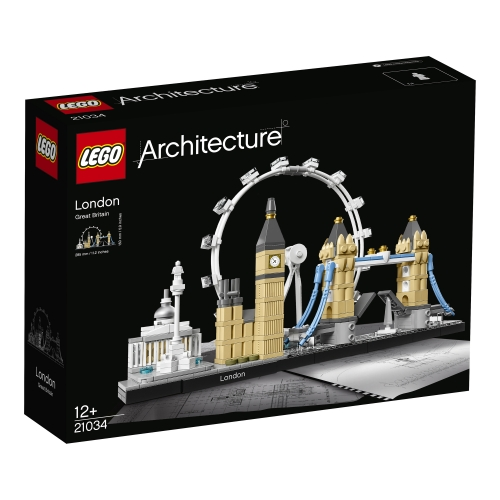 Londres - LEGO® Architecture - 21034