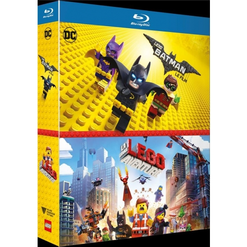 LEGO BATMAN / LEGO MOVIE