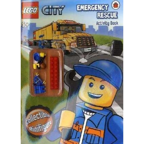 Lego City Emergency Rescue