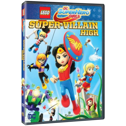 DC Super Hero Girls : Le Collège des Super-Méchants
