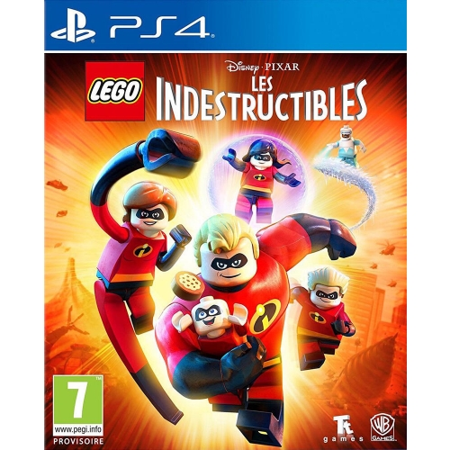 LEGO Disney / Pixar : Les Indestructibles