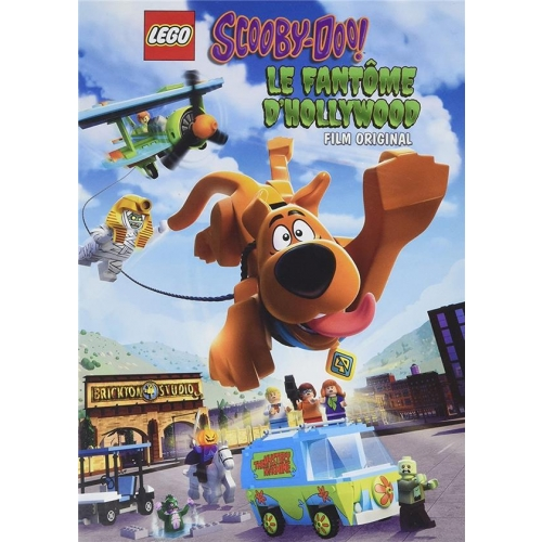LEGO SCOOBY : HAUNTED HOLLYWOOD