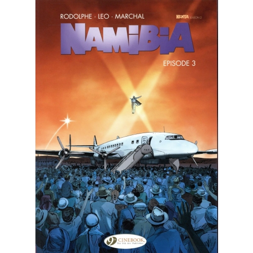 Namibia - Book 3