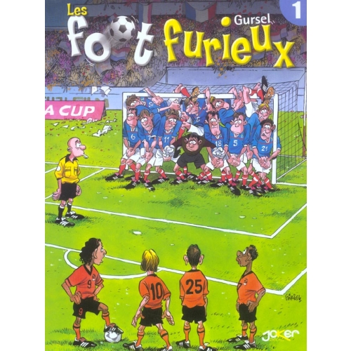Les foot furieux. Tome 1