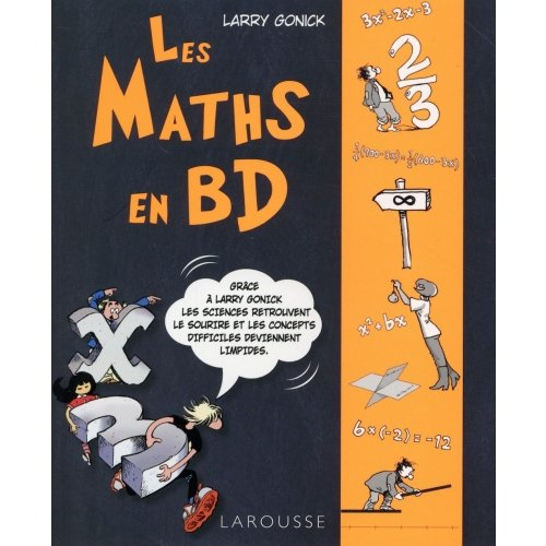 Les maths en BD