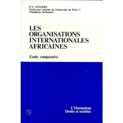Les organisations internationales africaines