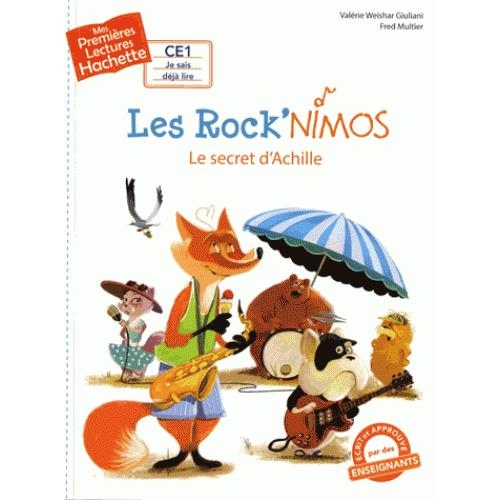Les Rock'nimos - Le secret d'Achille