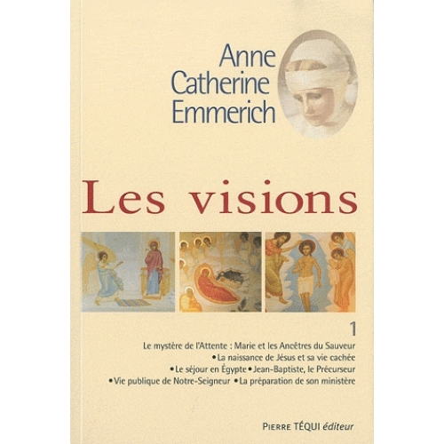 Les visions - Pack 3 volumes
