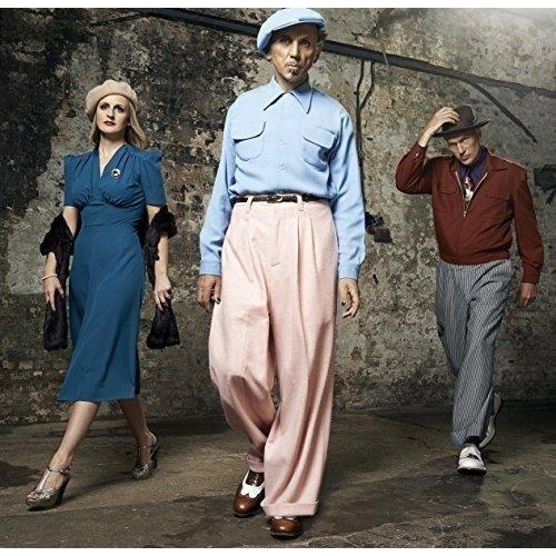 LET THE RECORD SHOW DEXYS DO IRISH & COUNTRY SOUL