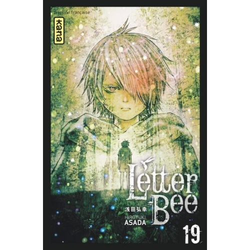 Letter Bee Tome 19