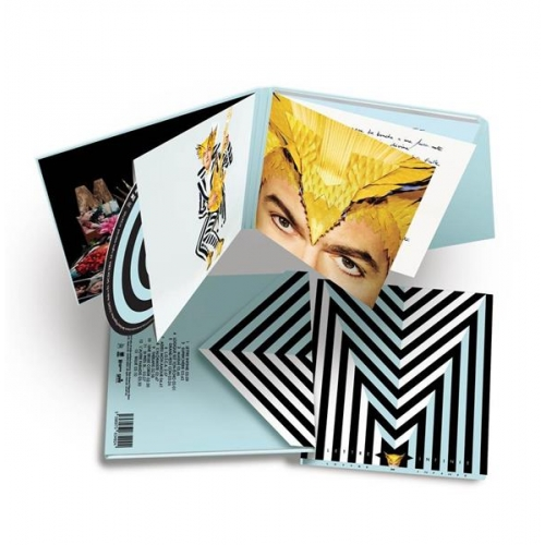 Lettre Infinie - Edition Deluxe (CD Digibook)