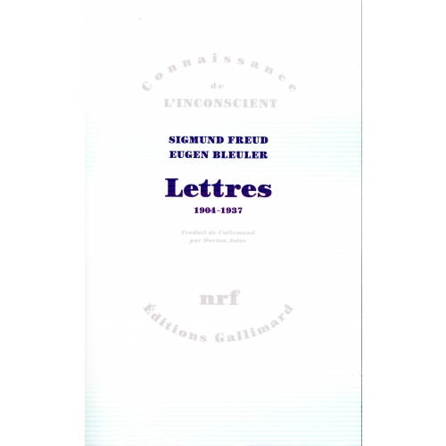Lettres - 1904-1937