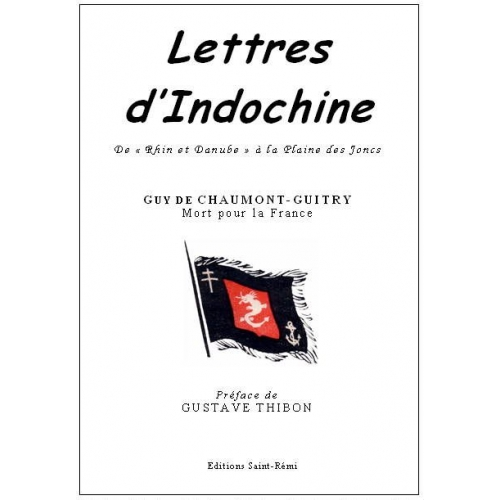 Lettres d'Indochine