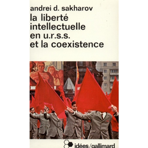 LIBERTE INTELLECTUELLE EN URSS