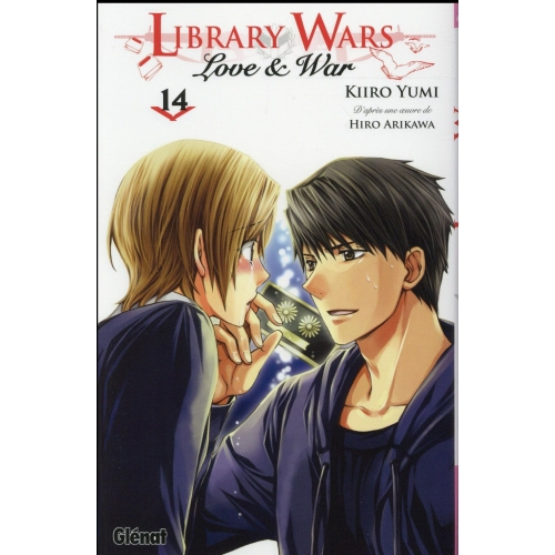 Library Wars Tome 14