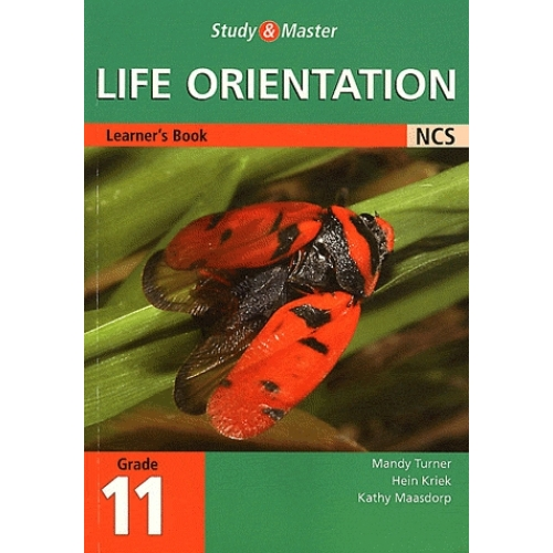 Life Orientation - Grade 11, Learner's Book