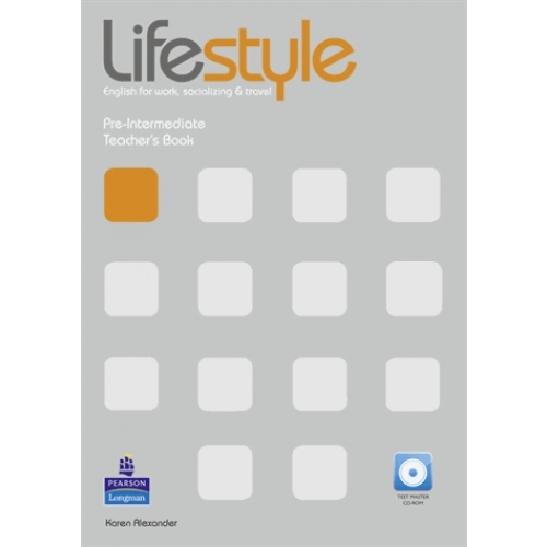 Lifestyle pre intermediate teacher's book and test master CD-ROM pack