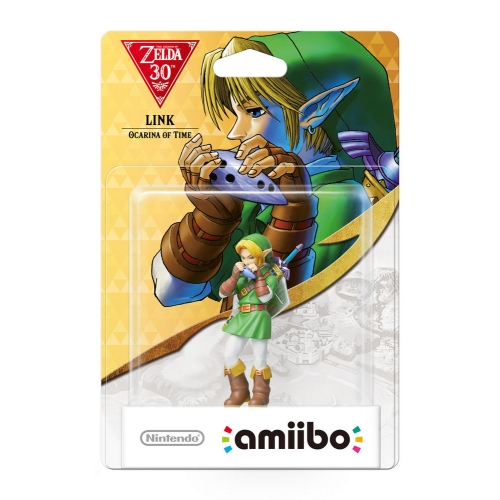 Amiibo - Link (Ocarina of Time) The Legend of Zelda