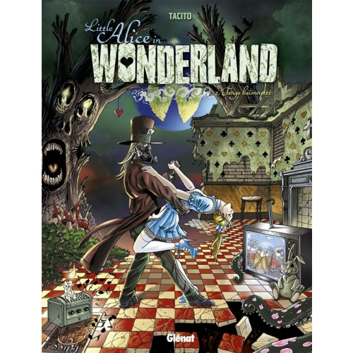 Little Alice in Wonderland Tome 2 - Tango baïonnette