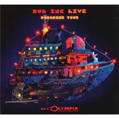 LIVE AT L'OLYMPIA