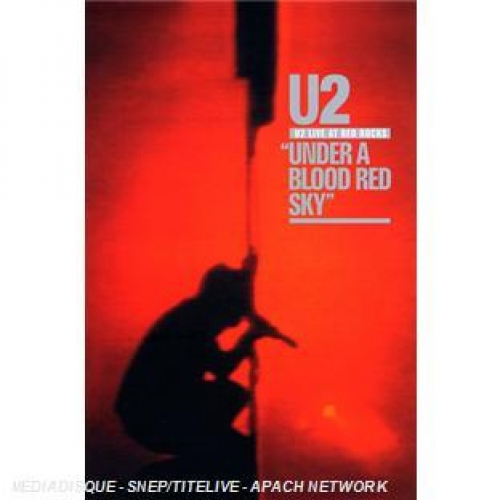 LIVE AT RED ROCKS : UNDER A BLOOD RED SKY