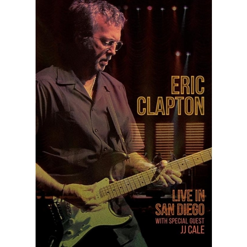 LIVE IN SAN DIEGO WITH JJ CALE EDITION LIMITEE
